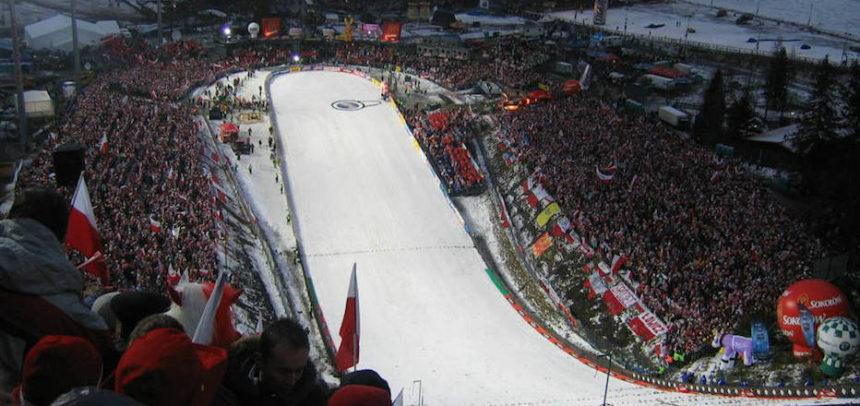 Skoki narciarskie – Kursy na Puchar Świata w Wiśle