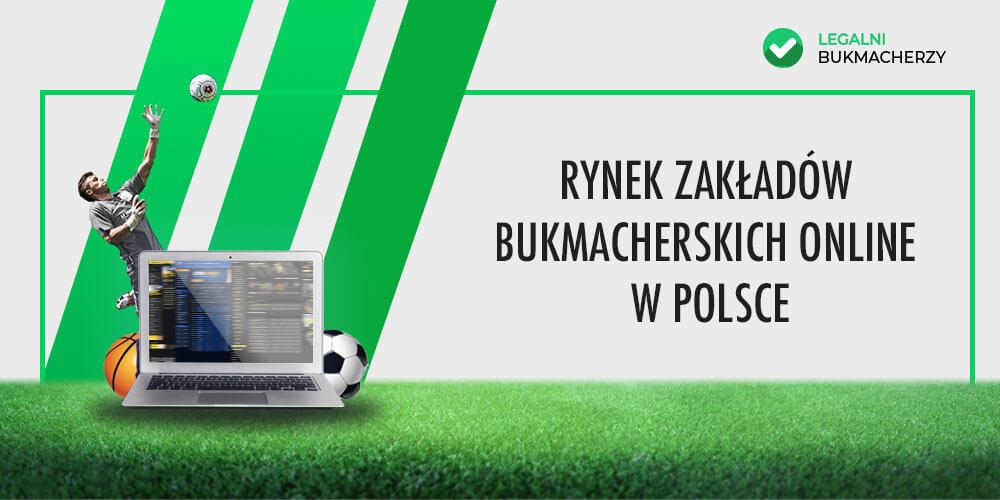 Rynek zakładów bukmacherskich w Polsce