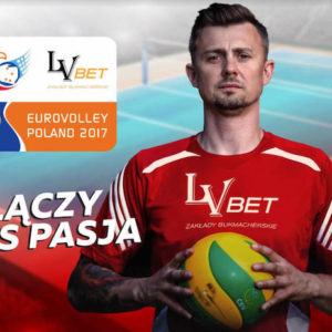 Mistrzostwa Europy Siatkarzy – bukmacher LV BET sponsorem turnieju