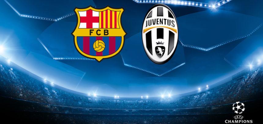 Barcelona – Juventus kursy bukmacherskie