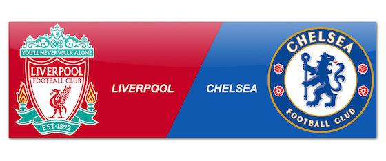 Najwyższe kursy online na mecz Liverpool vs Chelsea