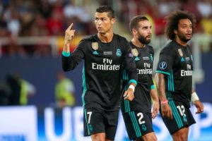 Real Madryt Cristiano Ronaldo