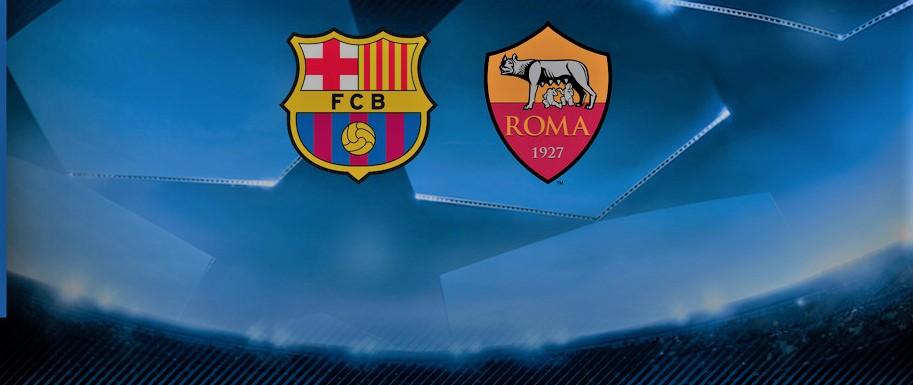 Barcelona Roma
