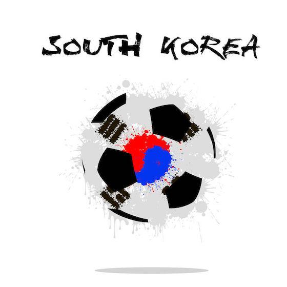 Kursy bukmacherskie na Koreę Południową w 2018