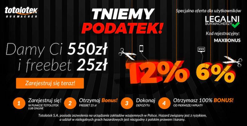 UFC 223 - 25 PLN darmowy zakład + bonus 550 PLN