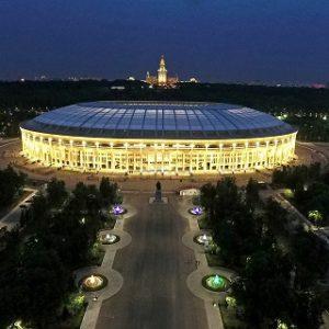 Stadiony na MŚ 2018 w Rosji