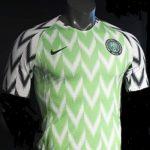 Nigeria stroj