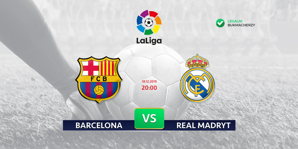 Barcelona - Real - kursy bukmacherskie