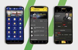 aplikacje mobile bukmacherzy