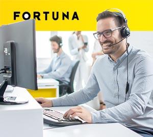 Obsługa Klienta w Fortunie