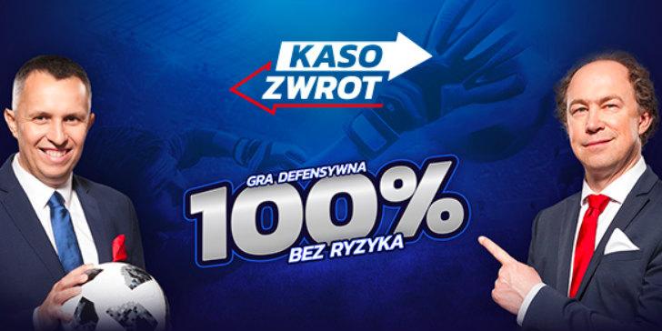 Kasozwrot w Etoto – Zakład bez Ryzyka 50 PLN na Start