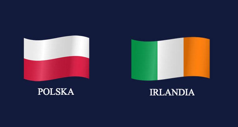 Polska – Irlandia: Kursy Bukmacherskie