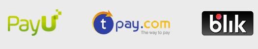 Milenium - metody płatności