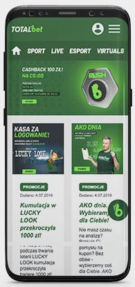 Totalbet mobile
