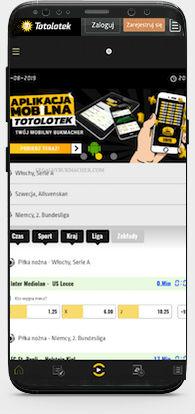 Totolotek mobile