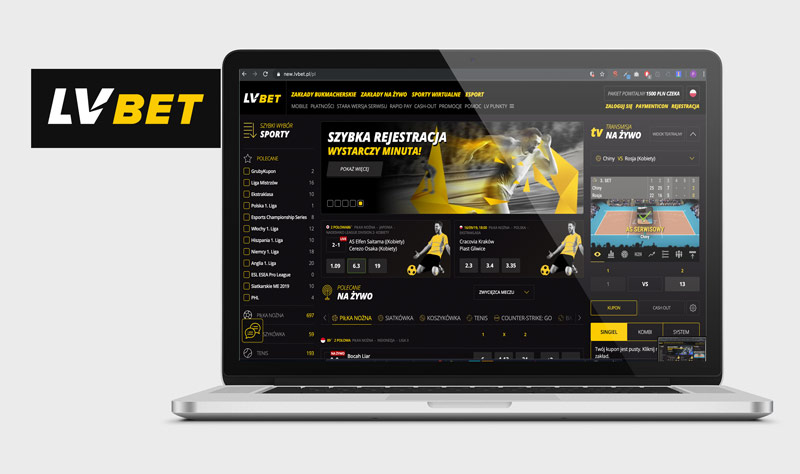 LV BET strona online