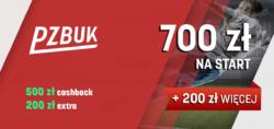 Kod bonusowy PZBuk – rejestracja 2021