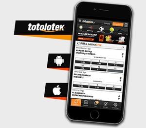 Totolotek oferta mobile