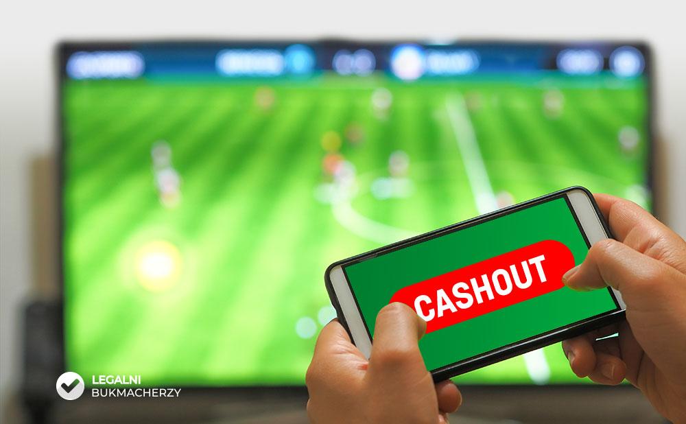 Cashout u bukmacherów online