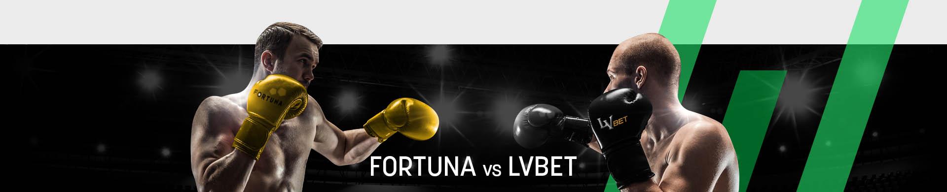 LV Bet czy Fortuna