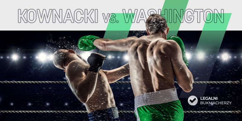 Adam Kownacki – Gerald Washington: Kursy bukmacherskie