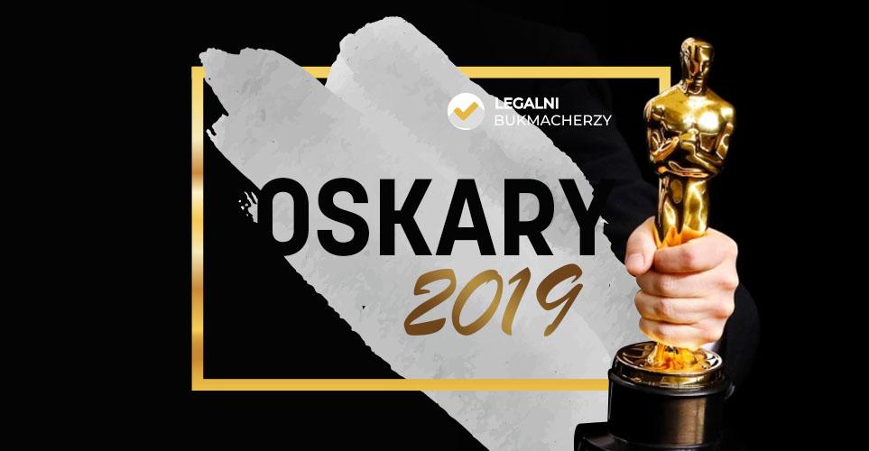 Oscary 2019 - kursy bukmacherskie