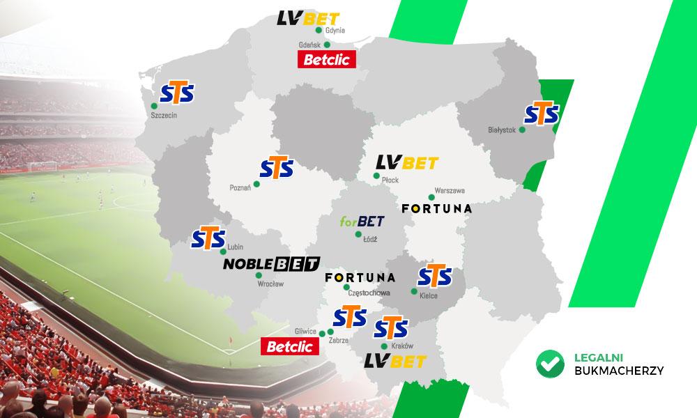 Kto sponsoruje drużyny piłkarskie w Ekstraklasie?