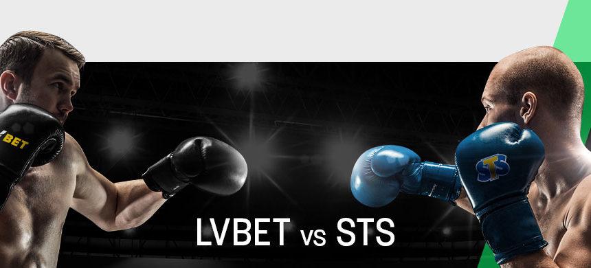 Który bukmacher lepszy – LV BET czy STS?