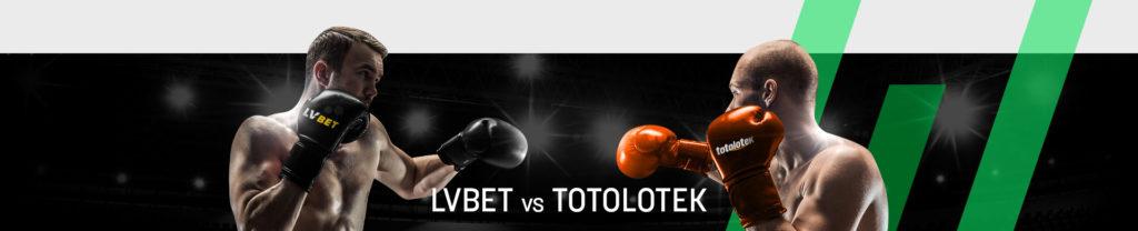 LV BET vs Totolotek – Gdzie lepiej obstawiać