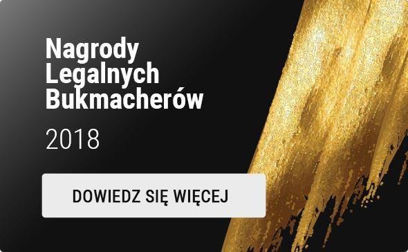 Nagrody Legalnych Bukmacherów 2018