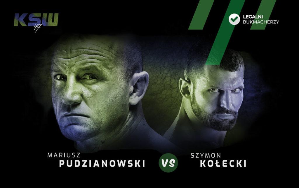 KSW 47: Mariusz Pudzianowski – Szymon Kołecki: Kursy bukmacherskie