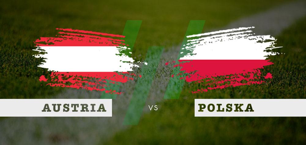 Austria - Polska - mecz eliminacyjny Euro 2020