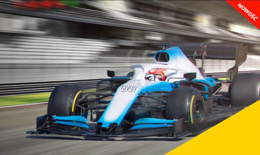 F1 - powrót Roberta z LV BET