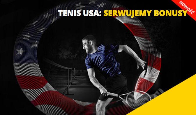 Tenis USA – Marcowa promocja LV BET