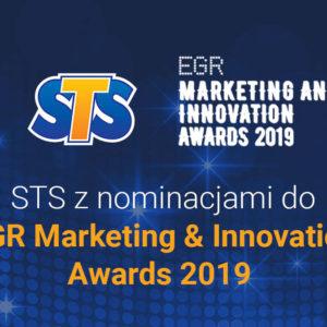 Nominacje do nagrody EGR dla STS