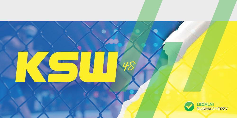 KSW 48 - Zakłady online