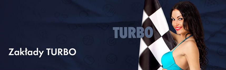 Zakłady Turbo u bukmachera Milenium