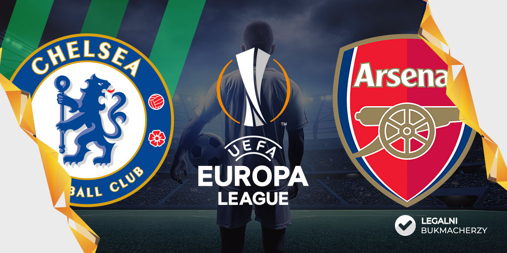 Chelsea - Arsenal - Finał LE