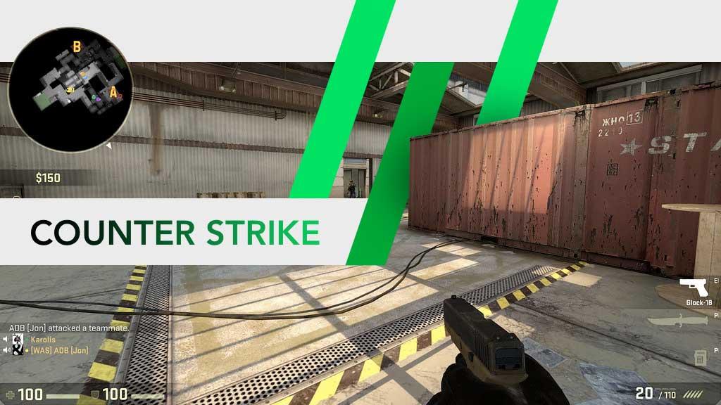 Counter Strike Global Offensive przebieg gry