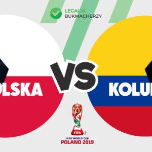 Polska – Kolumbia: Mistrzostwa Świata U-20