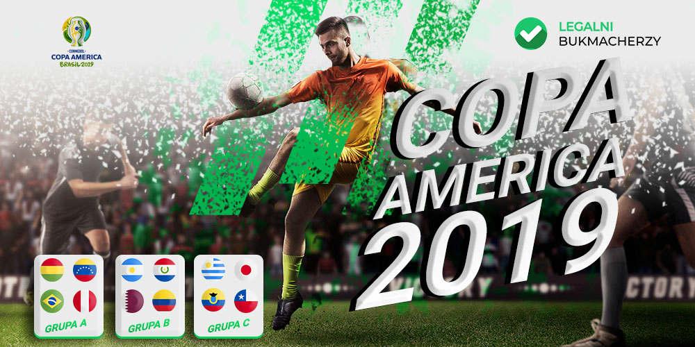 Copa America - kursy na mecze