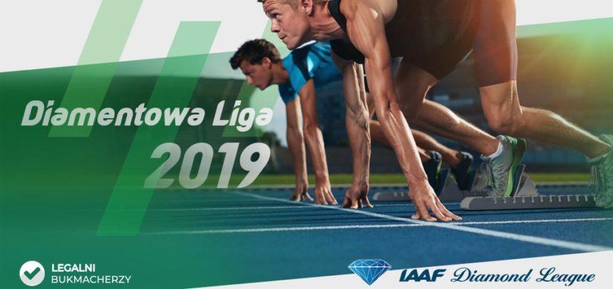Diamentowa Liga 2019. Zakłady bukmacherskie w lekkoatletyce