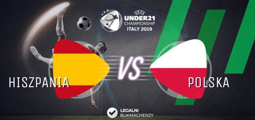 Hiszpania – Polska U21: Kursy na Euro 2019