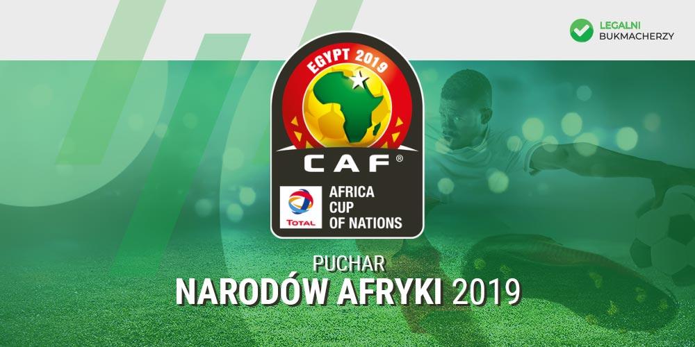 Puchar Narodów Afryki 2019 - kursy
