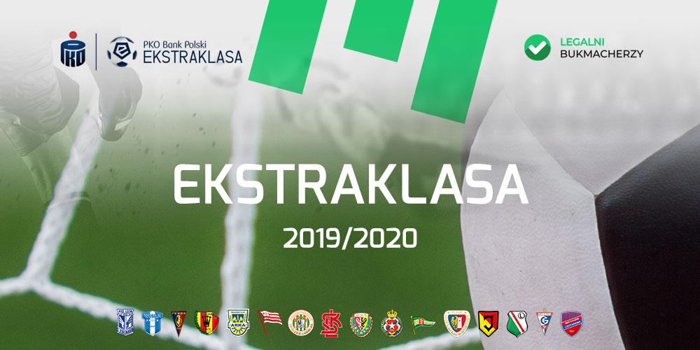 Ekstraklasa 2019/20 - zakłady