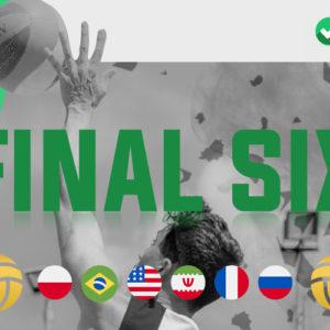 Final Six Ligi Narodów w siatkówce