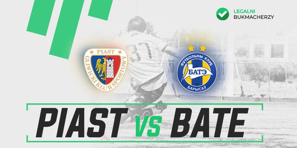 Piast - BATE - kursy na mecz