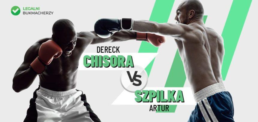 Dereck Chisora – Artur Szpilka: Kursy bukmacherskie