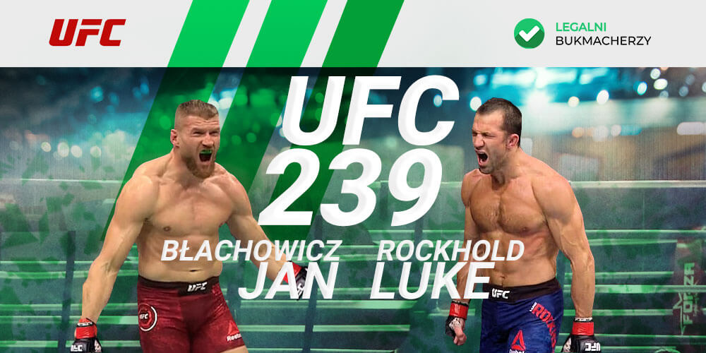 UFC 238 - kursy na zakłady