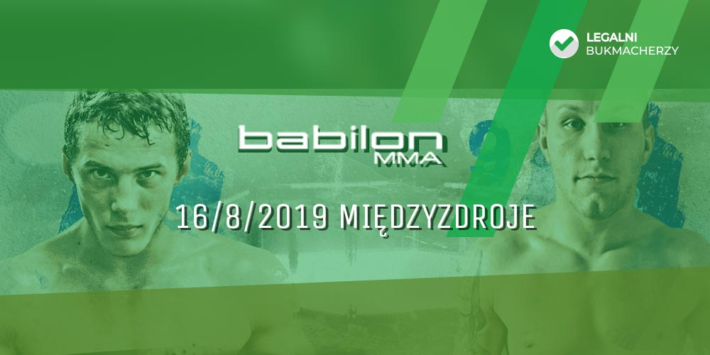 Babilon MMA 9 - kursy